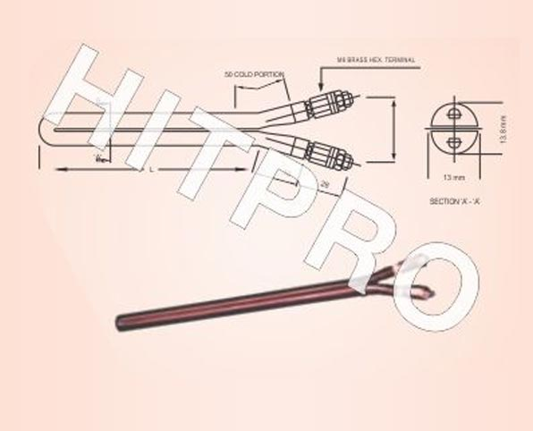 D-Type Heating Elements