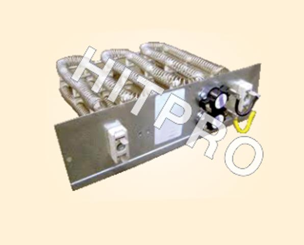 Furnace & Spare Heating Elements