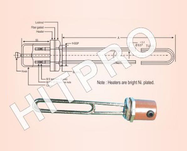 Oil Heating Elements